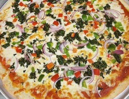 Grandma's Pizza in Washington Heights, New York – Pizza