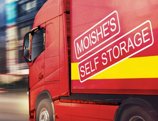 Moishe's Moving and Storage in Jersey City, New Jersey, Moving Company