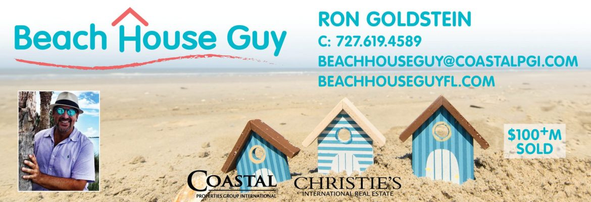 Beach House Guy in St. Pete Beach, FL — Real Estate Agent