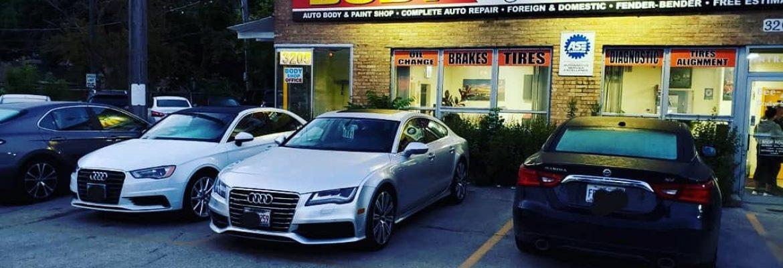 Bee Zee Body Shop in Skokie, Illinois – Auto Repair