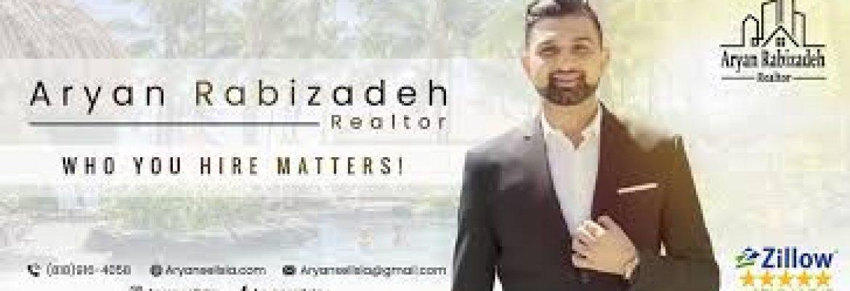 Aryan Rabizadeh Realtor in Los Angeles, CA — Real Estate