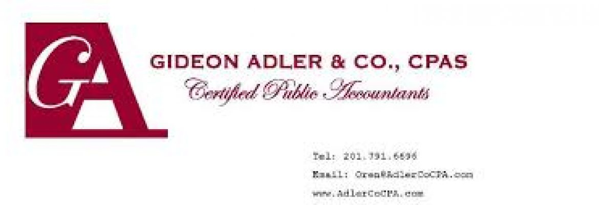 Gideon, Adler and Co., CPAs — Tax/Accounting Firm