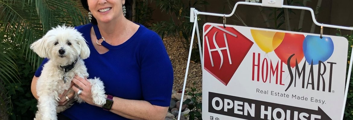 Home Smart with Amy Rosenthal in Scottsdale, AZ — Real Estate Agent