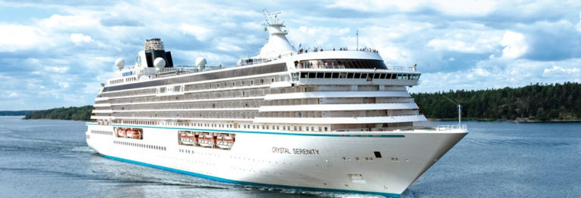 Crystal Cruises 2021 in Rome, Italy – Kosher Cruises