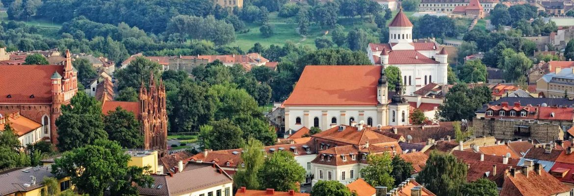 Jewish Heritage Travel 2021 in Lithuania – Summer Vacation