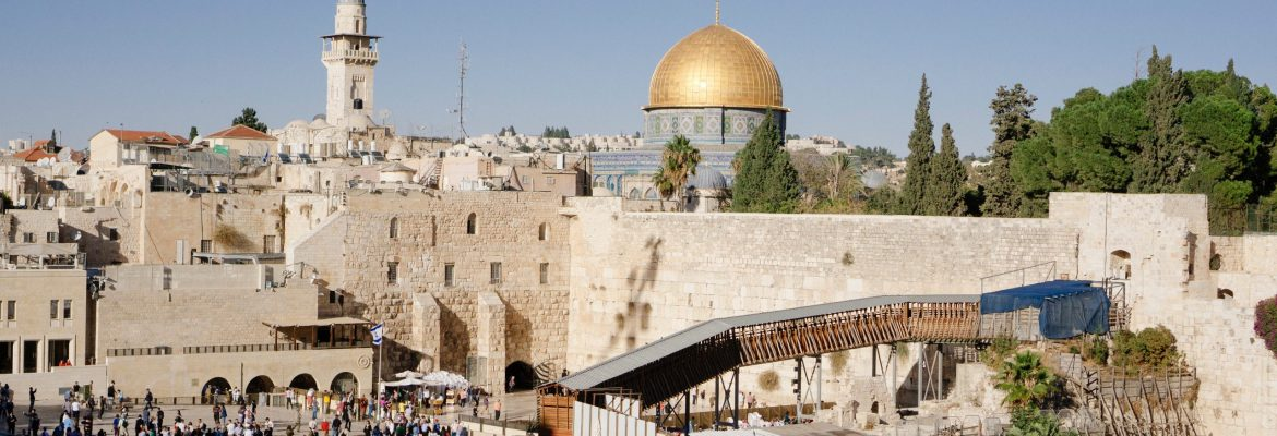 Israel Tour Connection 2020 in Jerusalem, Israel – Summer Vacation
