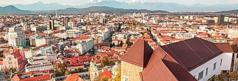 Jay Way Travel 2021 in Ljubljana, Slovania – Summer Vacation