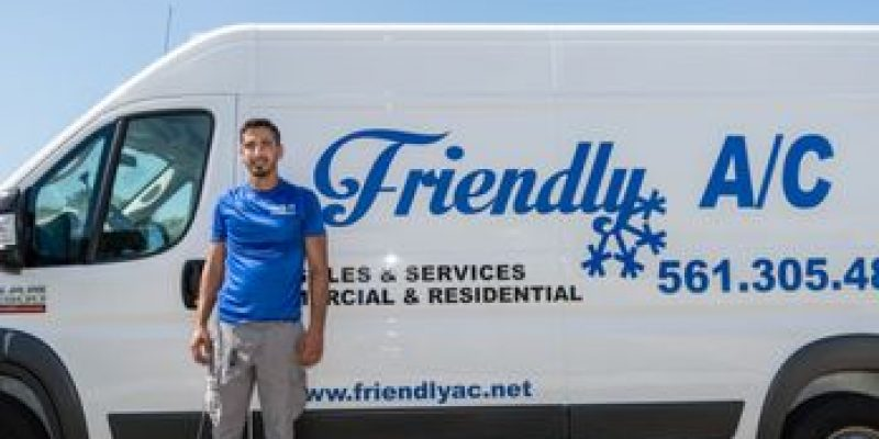 Friendly AC Servicing Palm Beach and Broward Counties, FLorida – Air Conditioning
