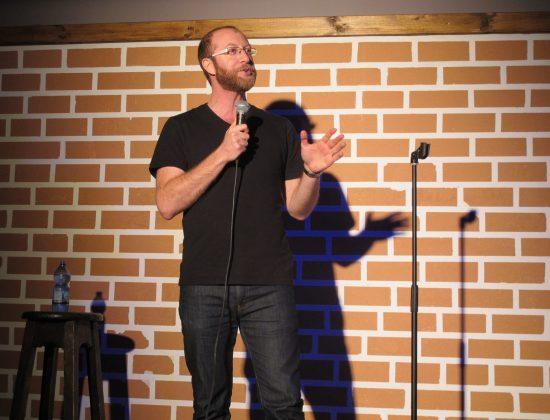 Benji Lovitt Comedy – Standup Comedian